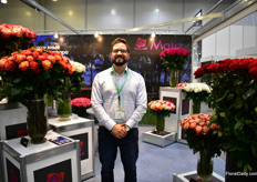 David Espinoza of Matiz Roses.