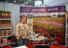 Marina Skazke of Passion for Roses
