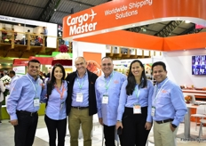 The team of Cargo Master. This freight forwarder is specialized in the transport of flowers and developed sea transportation 10 years ago. More on this later in FloralDaily.