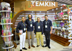 The team of Temkin.