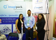 The team of itc Wilches. This Colombian packaging supplier is eager to grow in Ecuador.