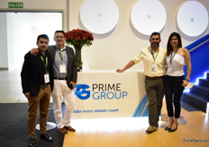 The team of Prime Group.