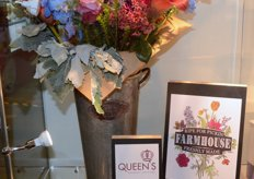 The Queen's Bouquet Network - www.queensflowers.com