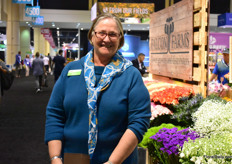 Becky Roberts, Director, Floral and New Initiatives at Produce Marketing Association.