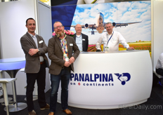 Part of the team of Panalpina. Over the years, this provider of supply chain solutions has grown significantly over the last years.
