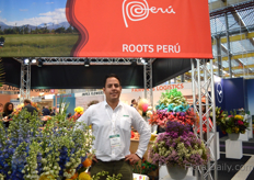 Marcelo Rusca of Roots Peru