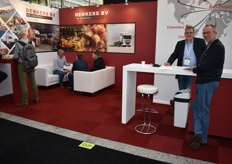 For everyone that needed logistic solutions they went to the stand of Denkers Bv.