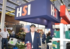 The distribution of the HSI passports were done by their own pilot, Rody de Graaf