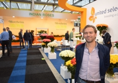 Fonny Theunis of Biobest Belgium was one of the visitors of this trade fair