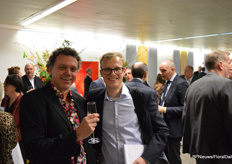 Ed Smit, Ideavelop with our very own Geert Peeters