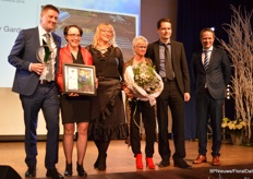 Silver in the (new) category Sustainability, Butterfly Garden, Denmark (with Sven Hoping, Pppelman)