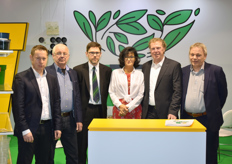 Here we see the whole team of both IPP Holland and IPP Poland, Jacek Przybysz, Henk Aufderhaar, Marcin Moron, Ewa Melci-Pander, Bert de Wals and Jos Beverburg.