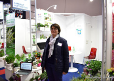 Claire Barrault of  Barrault Horticulture.