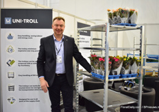 Steen Juhl Thompsen of Uni-Troll presents a new trolley concept that holds EU ISO standard measurement and EU pallet measurement and can be easily automated. These are two of the main advantages of this new trolley.