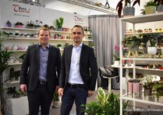 Stefan Schyth and Christian Jacobsen of Eurotrend.