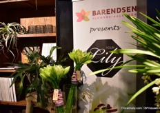Barendsen presents Your Lily.
