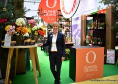 With its presence at Floradecora/Christmasworld, Dmmen Orange wants to make a statement to the plant and flower decoration industry. Sonja Dmmen, Project Manager for Dmmen Orange says: We believe the world desires more green and with our fantastic products to decorate stores, hotels, cities and events we can make this happen. At Christmasworld we want to meet the world of decoration and make our product available to a wider audience. We can offer and supply flowers and plants to new target groups such as home decoration shops or furniture stores or by creating a more consumer orientated online availability.