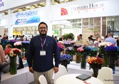 "Luis Cadavid of Flowers House Group started to export to China 5 years ago. He sees the potential of the country, but over the last years he has not seen the demand for imported increase that rapidly as expected. ""The domestic production is improving and even thought the quality is not as high as that of the Ecuadorian roses, many still seem to choose for domestic due to the lower prices."""