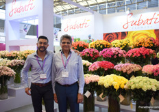 "Ravi and Naren Patel of Subati Flowers are exporting a part of their Kenyan grown roses to China for about 4 years now. ""Initially, we had some challenges with the language barrier, but over the years, we established good relationships."" In order to differentiate from the domestic production, which has improved and grown over the last years. Subati supplies different roses, shapes and color than the Chinese are used to. ""They are not used to spray, other than standard colors and shapes."" Ravi and Naren expect their sales to this country to increase. ""Everyone is used to export and now they need to learn to import and handle flower."""