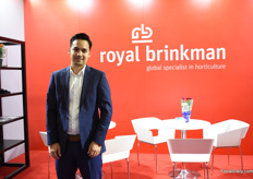 Vincent van der Wilk of Royal Brinkman.