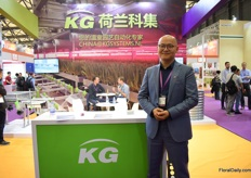 "Woodea Wang of KG Systems sees the company growing step by step in the Chinese market. ""The the increase of labor costs and or the lack of labor combined with the scarcity of land results in a higher demand for automatization and efficiency."""