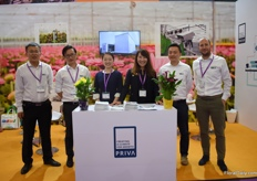 "The team of Priva. They are on the Chinese market for a quite some time. ""We were the first irrigation and climate control supplier in China and we opened up a market for the Dutch suppliers. We are mainly in dealing with the high tech projects."""