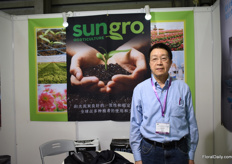 George Shi of Sungro.