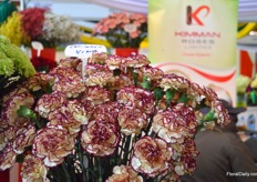 Kimman Roses recently started growing carnations.