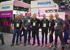 Philips / Signify is doing great business in Canada US at the moment.