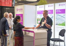 Nick Holubowsky with Evonik explains more about the Evonik products
