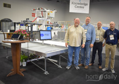 Favorite moment of the show for the team with Zwart Systems is the HortiDaily photo moment! There will be many more photo moments this year since the company celebrates is 50 years anniversary in 2019.
