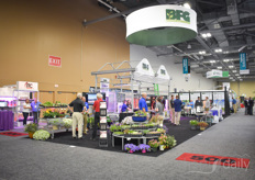 The big booth of BFG supplies