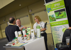IPM is an important subject in todays horticulture and many companies help growers with it. On of those is IPM Laboratories.