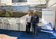 Jan Alleblas and Berry Zuijderwijk showed their new cabriogreenhouse. Their new version is 640cm wide instead of 470.