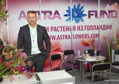 Egidijus Kunigiskis of Astra Fund was very content with the Flower Expo. According to him, lot of new faces were visiting the Expo.