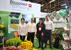 The team of Dicoplast supplies plastic plug trays, floors, buckets, flower post and more.