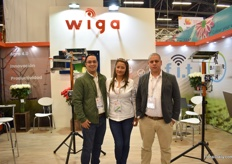 The team of Wiga.