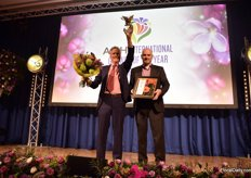 The golden award in the category Cut Flowers / Bulbs went to Hasfarm Holdings.
