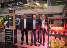 The Senmatic products include climate computers & LED solutions. And of course Thomas Spradau, Johnny Rasmussen, Mats Nychel & Anders Nystrup