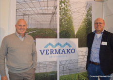 Peter Wicke (Vermako) and Andreas Rattmann (Rattmann Group)