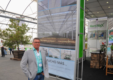 Niek Luiten of Luiten Greenhouses.