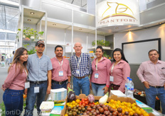 Plantfort is the propagation company that is owned by El Rosal.