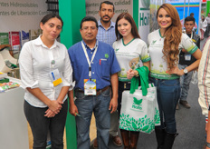 The team from Haifa Mexico.