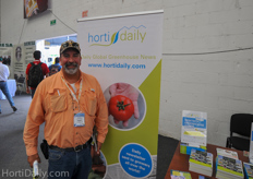 Mario Perches of DP Seeds is a loyal reader of our newsletter. More info about his company via www.dpseeds.com.