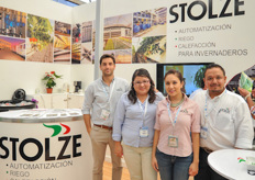 The team from Stolze Mexico.