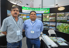 Hector Galza and Carlos Ruiz of Cravo.