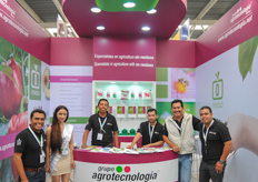 The team of Grupo Agrotechnologia.