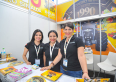 Representatives from Expo Agro Sinaloa.