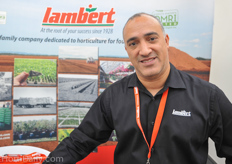 Richard De Quesada from Lambert Peat Moss Inc.
