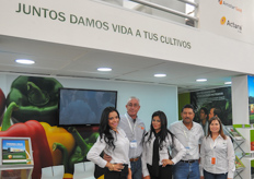 The team of Syngenta.